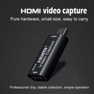 Video capture card HDMI single-channel live recorder